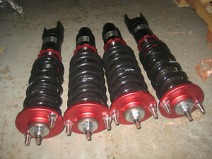 HONDA CIVIC EG6 ADJUSTABLE COILOVERS JDM INTEGRA DC2 ACURA