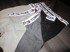 Boxers, Tommy Hilfiger, Sm, Med., Large & XL..Br. New, lots of 3