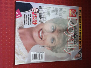 "Royal Fans/Collectors ""Majesty"" and ""Royalty"" Magazines (10)"