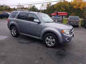 2008 ford escape 4x4  leather roof  cert etested we finance