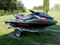 2014 Seadoo GTI 155 Limited 3 Person