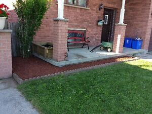 Hardscraping and lawncare London Ontario image 9