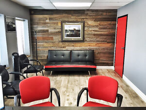 WOOD FEATURE WALLS, Reclaimed Wood Panelling - DIY Ready! Kitchener / Waterloo Kitchener Area image 5