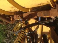 12 foot blade for loader volvo atachment
