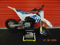 Husqvarna EE5 Childs Electric Race Bike 2020 Model NOW WITH 500 FREE Extras