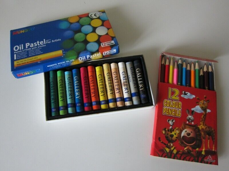 Colouring Materials