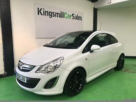 Vauxhall Corsa 1.2 LIMITED EDITION 85PS (white) 2011