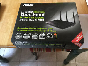 Asus RTN66-U DUAL BAND Wireless Router
