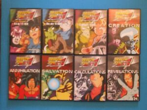 Dragon Ball GT DVD