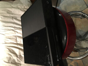 USED 500GB Microsoft Xbox One, cords, controller, games, headset