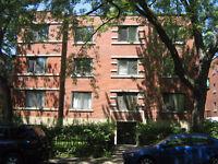 CDN - logement rénové sur 2 étages
