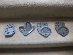 CAMARO/NOVA/CHEVELLE/BOP BRACKETS PULLIES VARIOUS OTHER PIECES