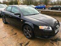 2008 Audi A4 2.0TDI CVT S Line - TRANSMISSION ISSUE - 8 service stamps