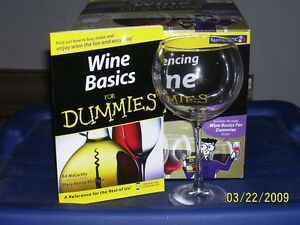 Wine for Dummies (Red Wine Set and White Wine Set)
