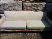 large couch in good condition