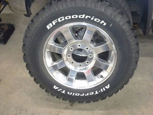 Excellent condition BF Goodrich 20 inch tires - $1600 OBO.