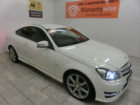 2011 Mercedes-Benz C 250 ***BUY FOR ONLY £64 PER WEEK***