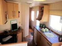 Static Caravan Nr Clacton-on-Sea Essex 3 Bedrooms 6 Berth Cosalt Torino 2008