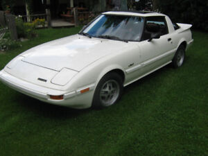 MAZDA RX7 1984 GSL