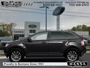 2010 Ford Edge SEL  AS TRADED