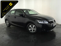 2013 63 LEXUS CT200H S HYBRID AUTOMATIC 1 OWNER FINANCE PART EXCHANGE WELCOME