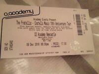 Fratellis Tickets