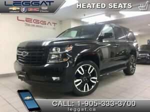 2018 Chevrolet Tahoe Premier  - Cooled Seats -  Heated Seats