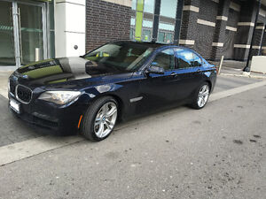 2012 BMW 7-Series M sport Sedan, Accident FREE