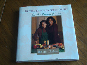 In the Kitchen with Rosie (Oprah's favorite recipes) Book