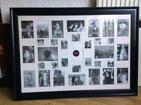 Massive photo frame