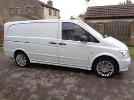 """2013 (13reg) Mercedes-Benz VITO """"Effect"""" 113 CDI LONG Sport Look Van"""