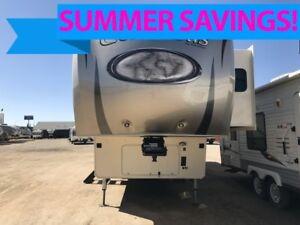 2018 Forest River Palomino Columbus 366RLW   - $359 BW