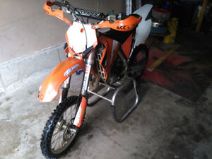 Well maintained KTM 85 SX