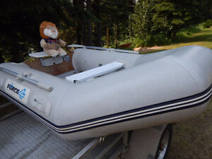 Force 4 Inflatable Boat Model FRU 2400