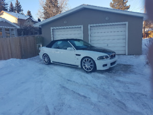 2001 BMW M3 Convertible 6Spd Manual - Must Go This WEEKEND!!