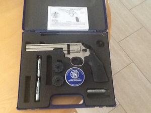 Revolver Pellet Smith&Wesson