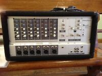 PHONIC POWERPOD 615 POWERED MIXER