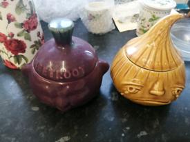 Pots and mugs
