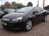 2013 Vauxhall Astra GTC 2.0 CDTi 16v SRi 3dr (start/stop)