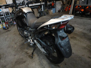 parting out 2007 Honda XL1000 Varadero selling in parts only