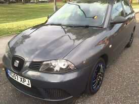 ***SORRY SOLD***2007 SEAT IBIZA REFERNCE 1.2 PETROL FULL SERVICE HISTORY LOW MILEAGE