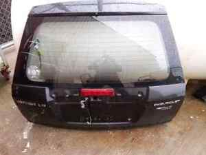 Chevrolet Optra rear hatch assembly Kawartha Lakes Peterborough Area image 1