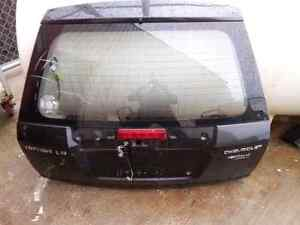 Chevrolet Optra rear hatch assembly