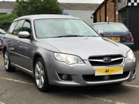 2009 Subaru Legacy 2.0 R Sports Tourer 5dr Petrol grey Manual
