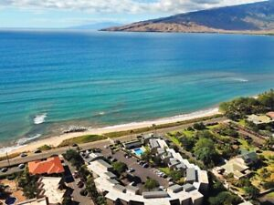 SALE $215/nt CDN. Penthouse Condo in Maui Hawaii with oceanviews