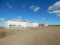 FOR LEASE: INDUSTRIAL BUILDING ON 49.92 ACRES STURGEON COUNTY