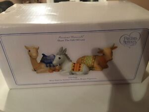 Precious moments nativity set brand new in boxes.  Kitchener / Waterloo Kitchener Area image 4