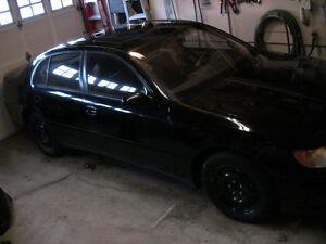1995 Lexus GS 300 Sedan