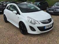 2011 Vauxhall Corsa 1.2 i 16v Limited Edition Limited Edition AWD 3dr (a/c)