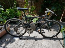 Kirk Revolution bike frame size 18.5
